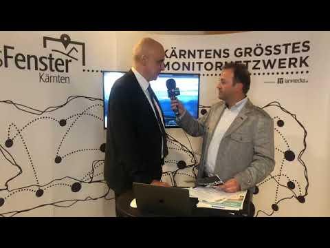 Georg Overs | Geschäftsführer der Tourismusregion Villach | lanmedia Business Talk