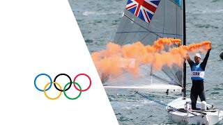 Sailing Finn Men Medal Race Full Replay | London 2012 Olympics