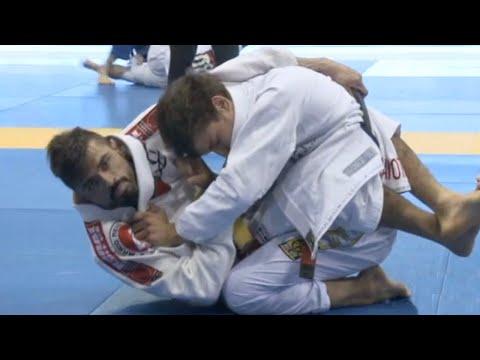 "Mario Reis VS Osvaldo ""Queixinho"" Moizinho / Pan Championship 2012"