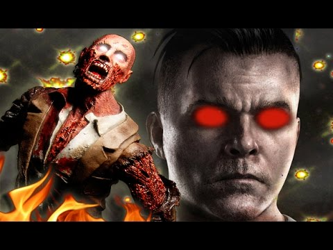 EVIL MAXIS! Black Ops 3 Zombies Beginning! Real Life Zombie Storyline! BO2 Ending Cutscene Gameplay