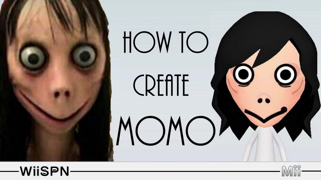 mii maker how to create momo youtube