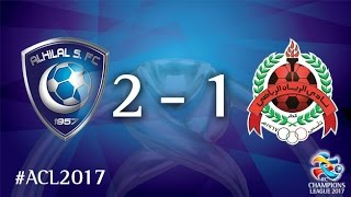 Al Hilal vs Al Rayyan (AFC Champions League 2017 : Group Stage - MD 2) 2017 Video
