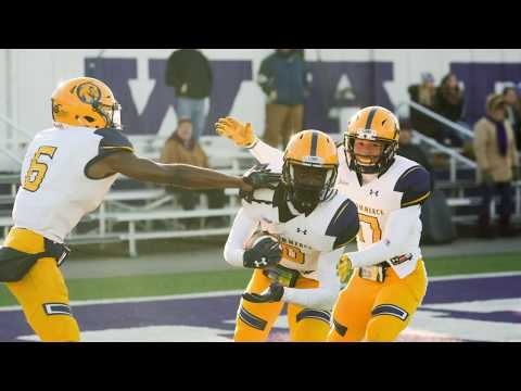 2017 Texas A&M Commerce DB Tape