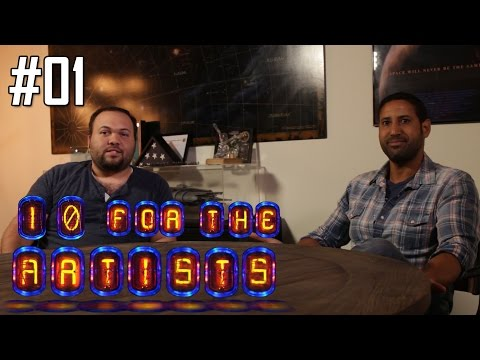 10 for the Artists: Episode 01 (2015.04.28)
