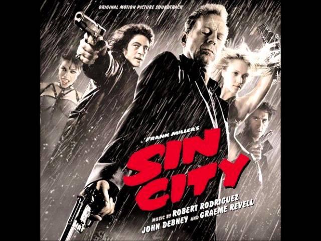 Sin City - Main Theme - Robert Rodriguez