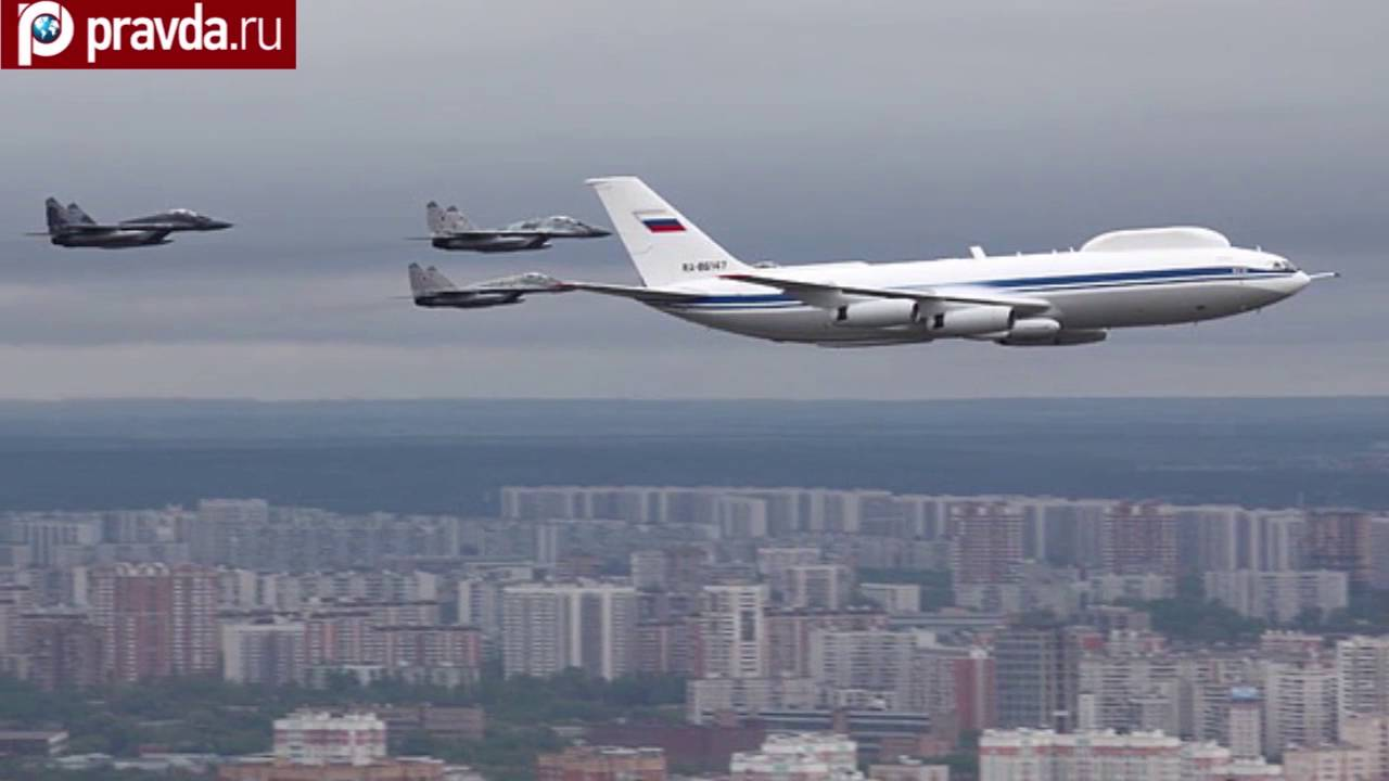 Russian Defence Ministry Gets Doomsday Airliner Youtube