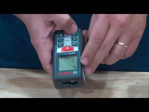 Review máy đo khoảng cách laser Bosch GLM 80