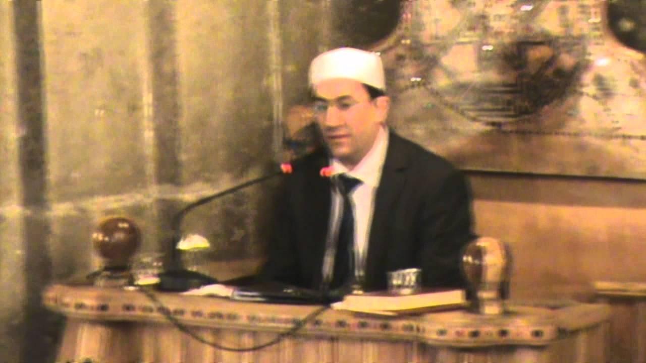 Mahmut Ercan (Haseki Kıraat Hocası) - Kuran Ziyafeti - Binbirhatim Erzurum Ulu Cami - 20 Ocak 2012