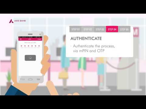 Online Bill Payments using Axis Mobile - YouTube