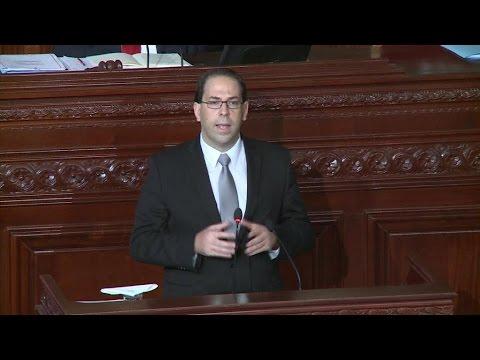 Tunisia's Parliament votes on new Government