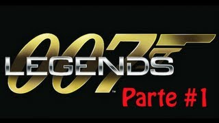 007 Legends Parte 1 - Español