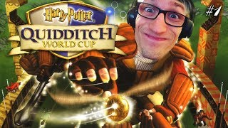 16 Jahre altes Harry Potter Game! 😂😍 | Harry Potter: Quidditch World Cup #1