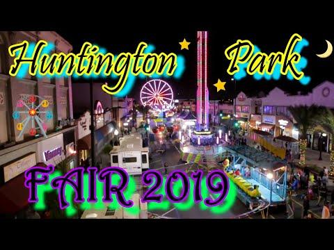 Huntington Park 2019 Fair Rides