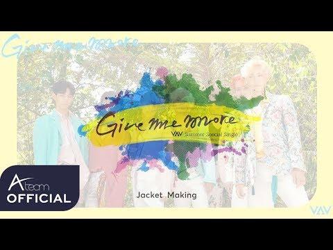 VAV - 'Give Me More' Jacket Making Film