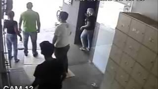 Camera de segurança flagra assasinato em Cambé