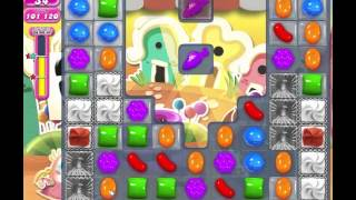 Candy Crush Saga level 681 - 3 stars, no boosters used!
