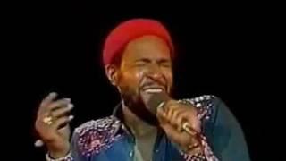 Marvin Gaye - LIVE Let's Get It On 1974