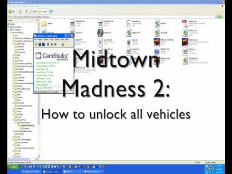 how to add cars midtown madness 2