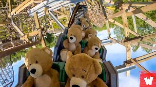 MOST. ADORABLE. ROLLER COASTER. VIDEO. EVER!!!