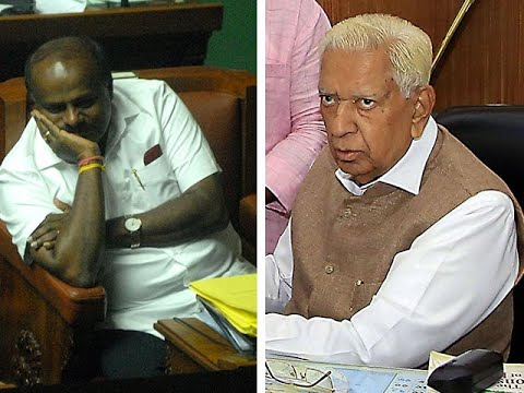 Karnataka Floor Test: Governor Sets New Deadline, Asks CM To Prove Majority By End Of The Day