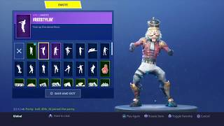 Selling or Trading Rare Fortnite Account - Offer your price in comments