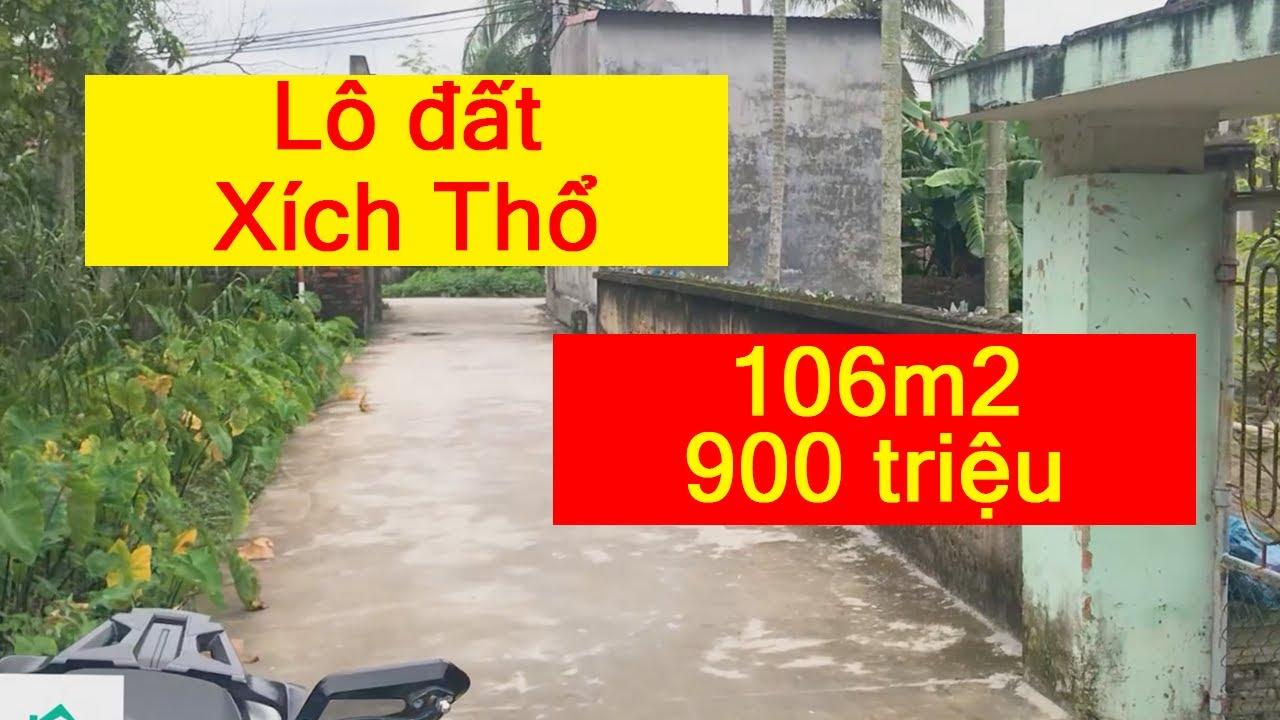 Bán Lô Đất Xã Đồng Thái Giá Chỉ 900 Triệu / Video 15