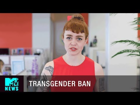 Download Youtube: Transgender Americans Are Banned From The Military | MTV News