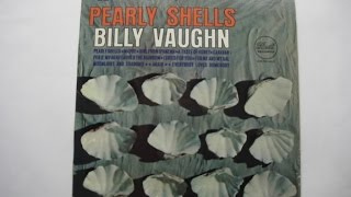 LP: Pearly Shells Side One - Billy Vaughn and His Orchestra, 1964 - Dot DLP 25605