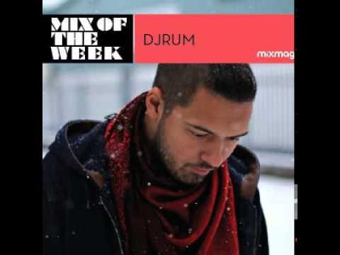 Djrum hip hop, house, jungle & bass mix