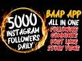 Get 5000 INSTAGRAM FOLLOWERS DAILY WITH PROOF - NEW INSTAGRAM FOLLOWERS APP 2019 - INSTAGRAM HACKS