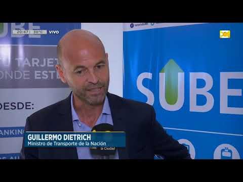"""<h3 class=""""list-group-item-title"""">Sube Digital: Guillermo Dietrich en Las Noticias a las 20:30</h3>"""