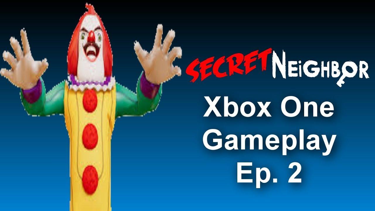 Being The Secret Neighbor (Secret Neighbor Xbox One ...