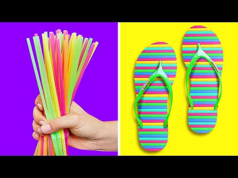 FUNNY AND GENIUS RECYCLING HACKS || 5-Minute Recipes To Reuse Everything Around You