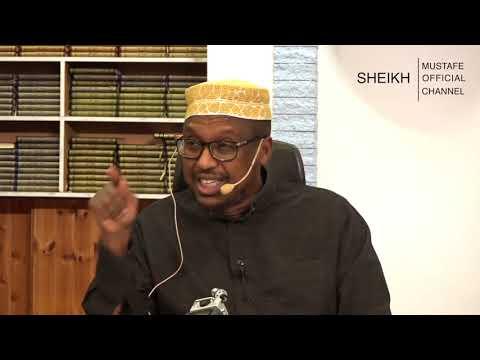 MUXAADARO CUSUB 2019| Cibaadada Allah waxay kuu fududeeysaa danahaaga aduunyo - Sh Mustafe Ismaaciil