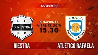 Deportivo Riestra vs Atl. Rafaela full match