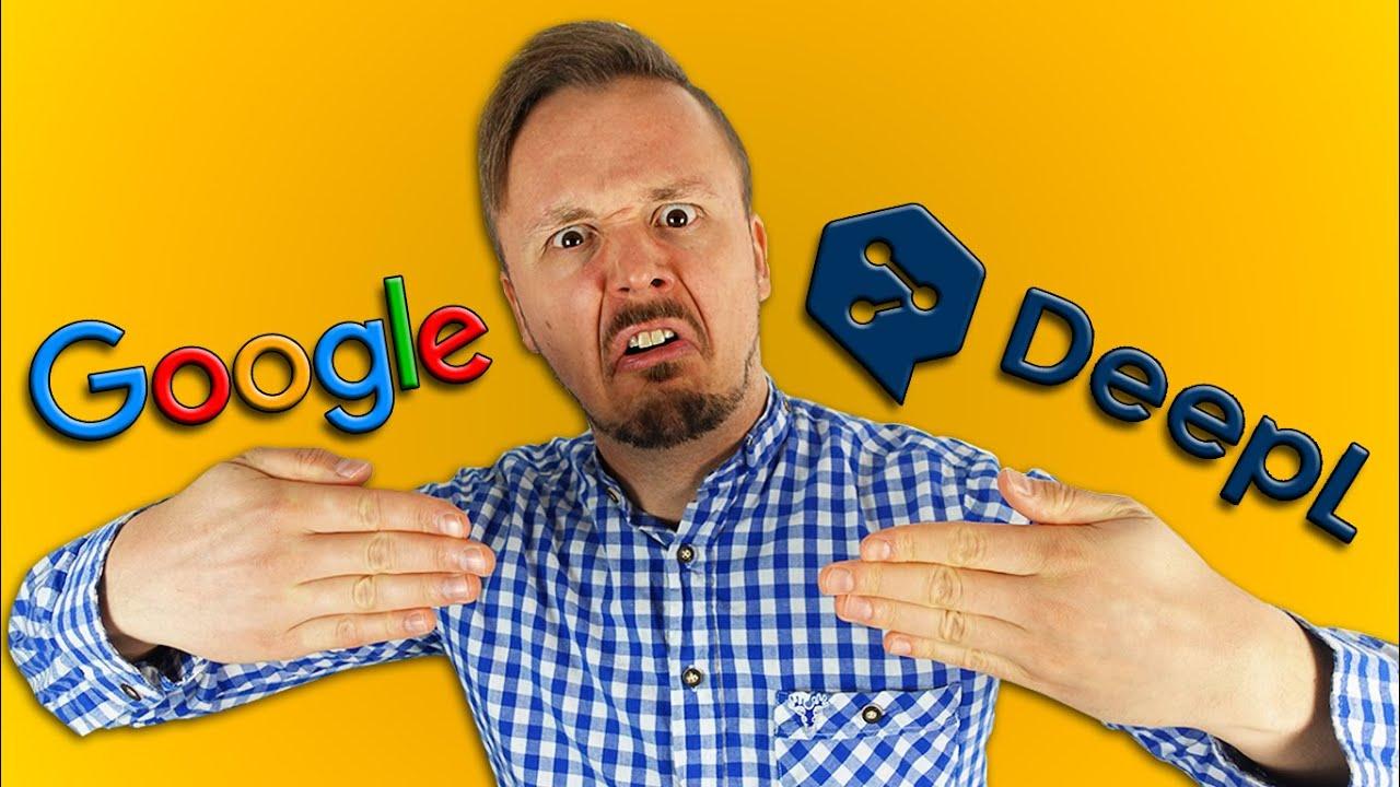 The Best Online Translator? | Google Translate vs DeepL | Get Germanized image