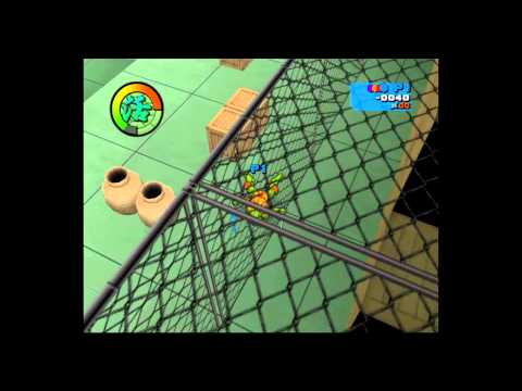 Teenage Mutant Ninja Turtles 2 Battle Nexus Gameplay Played on XBox 360 (Xbox 1) [60 FPS]