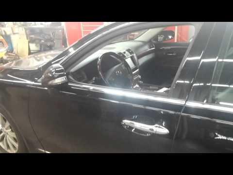 Lexus Remote Start >> Lexus LS460 remote starter installation - YouTube