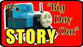 THOMAS The Tank Engine | Real Life ...
