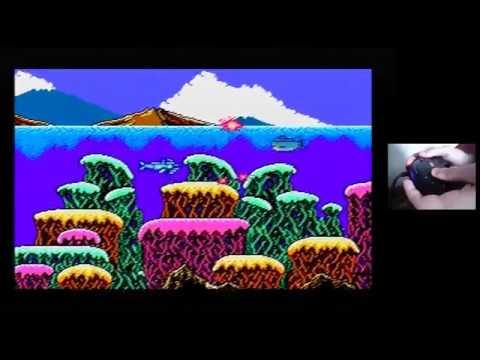 Submarine Attack - Master System - 1CC