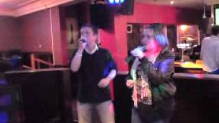 Kings Head Karaoke - Melton Mowbray October 22 2009