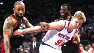 ESNY Video: New York Knicks Roster, Free Agency
