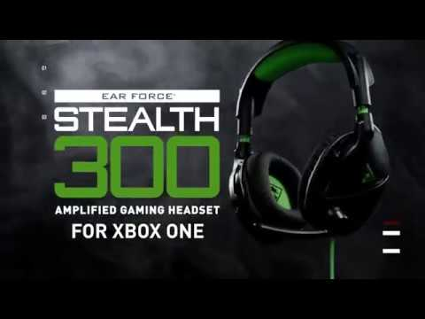 40cd55e8d9f The Turtle Beach® Stealth 300 is the latest amplified stereo gaming headset  for consoles that