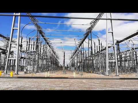 400KV substation