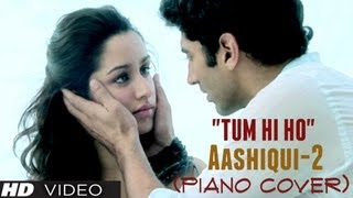 """Tum Hi Ho"" Piano Cover (Instrumental) Aashiqui 2 - Magical Fingers - Gurbani Bhatia"