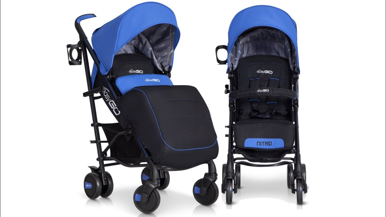 kinderwagen im test buggy easygo nitro sportwagen. Black Bedroom Furniture Sets. Home Design Ideas