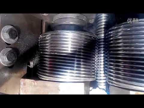 High Quality Hydraulic Thread Rolling Machine Processing T6 Bolt