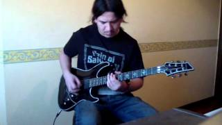 Ade - Spartacus Guitar Playthrough by Daniele