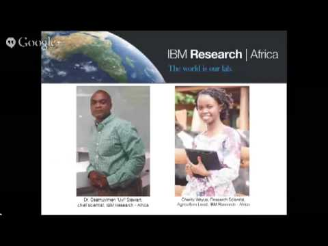 IBM Research - Africa Virtual Job Fair