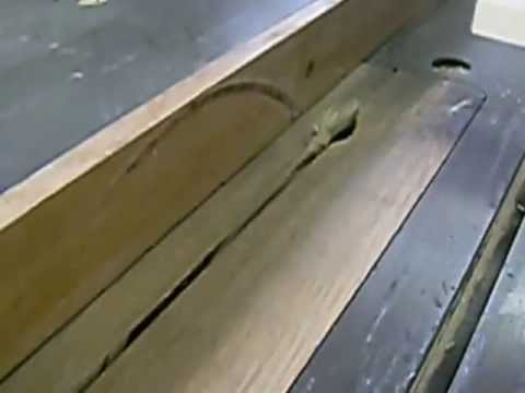 видео: Изготовление шипа на циркулярке.